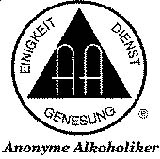 Logo Alcoholics Anonymous