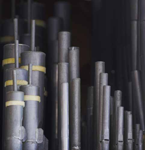 Picture: Organ Pipes