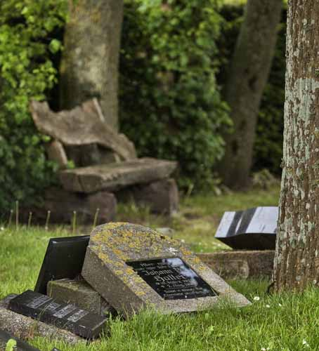 Picture: Historic Tombstones