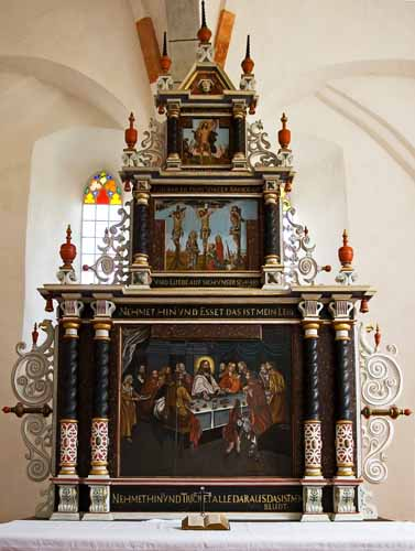 Picture: Old Altar