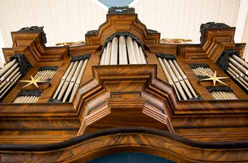 Picture: Organ Facade