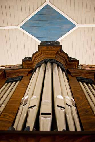 Picture Organ Pipes